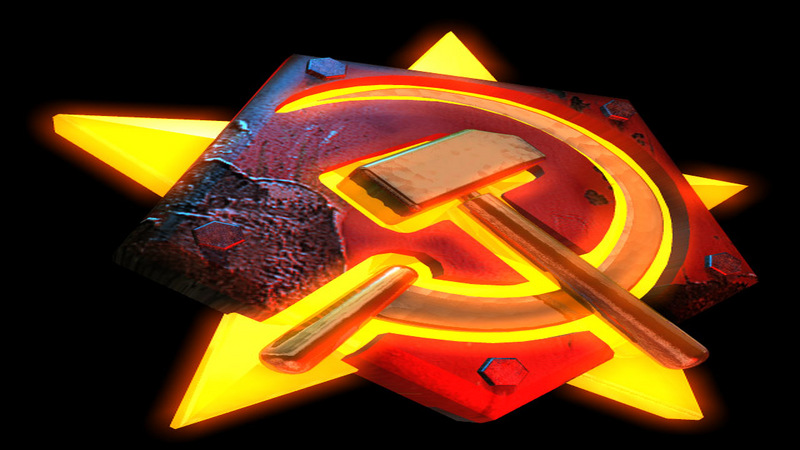 Command & Conquer: Red Alert 2 (PC; 2000) - Odprawa pierwszej misji Związku Radzieckiego