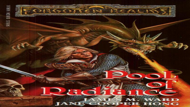 Pool of Radiance – pełna wersja gry (DOS)