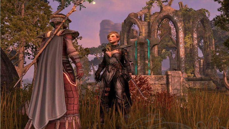 The Elder Scrolls Online - wątek główny