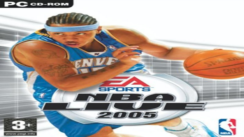 Kody NBA Live 2005 (PC)