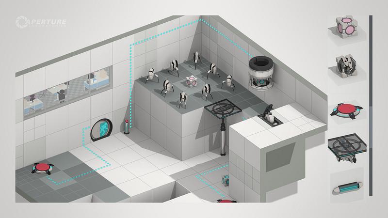 Portal 2 - edytor w drodze