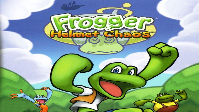 Kody do Frogger: Helmet Chaos (PSP)