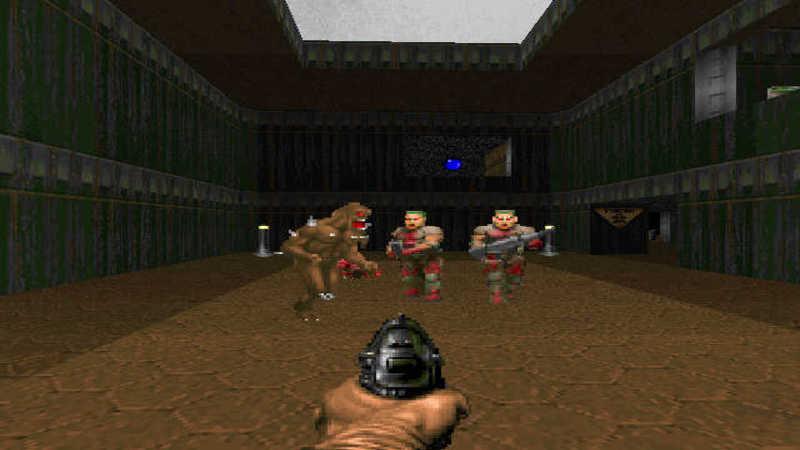 Doom 1 - motyw muzyczny