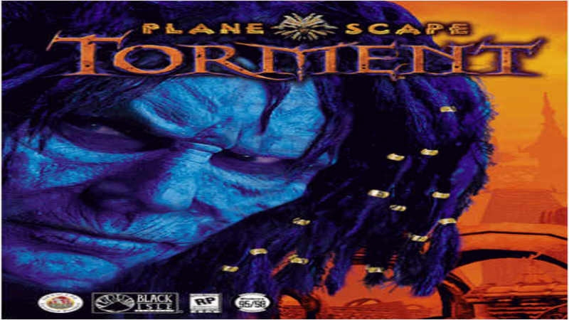 Planescape: Torment - intro z gry