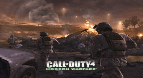 Kody do Call of Duty 4: Modern Warfare (PC)