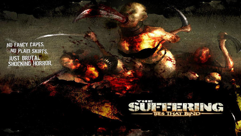 Kody do The Suffering: Ties That Bind (Xbox)