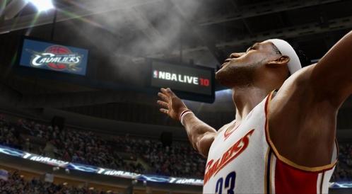 Kody do NBA Live 10 (Xbox 360)