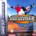 Tony Hawk's Pro Skater 3 (GameBoy Advance) kody