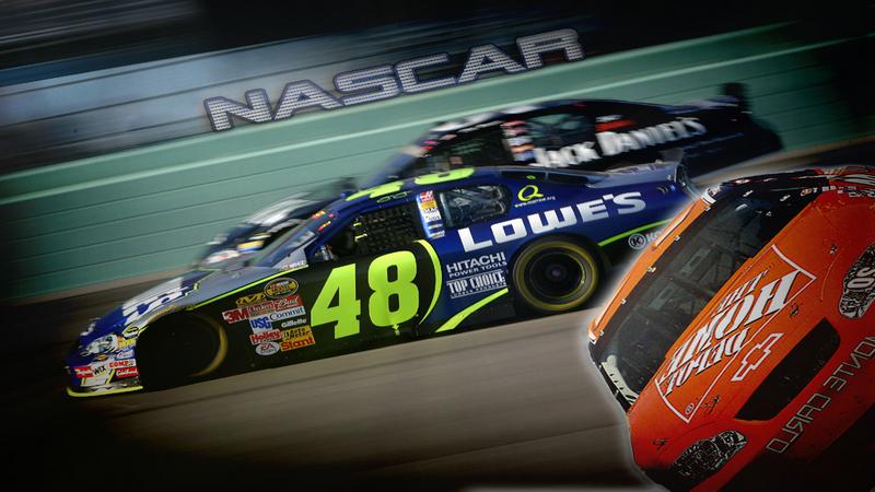 Koniec serii NASCAR?