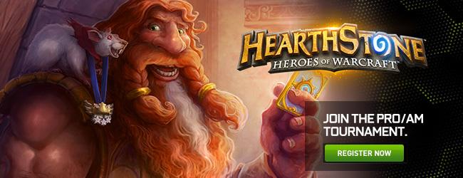 Międzynarodowy turniej w Hearthstone: Heroes of Warcraft już niebawem.
