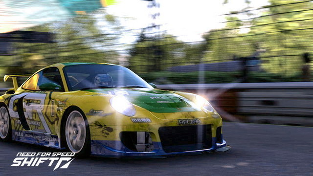 Need for Speed: Shift - Zwiastun