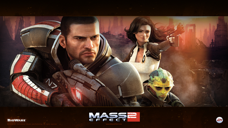 Mass Effect 2 - trainer +15