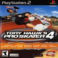 Tony Hawk's Pro Skater 4 (PS2) kody
