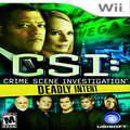 CSI: Deadly Intent (Wii) kody