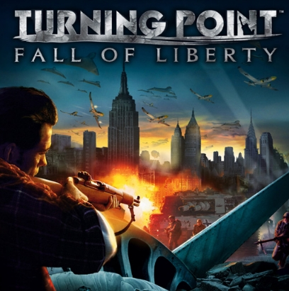 Turning Point: Fall of Liberty (2008) - Niemiecki zwiastun
