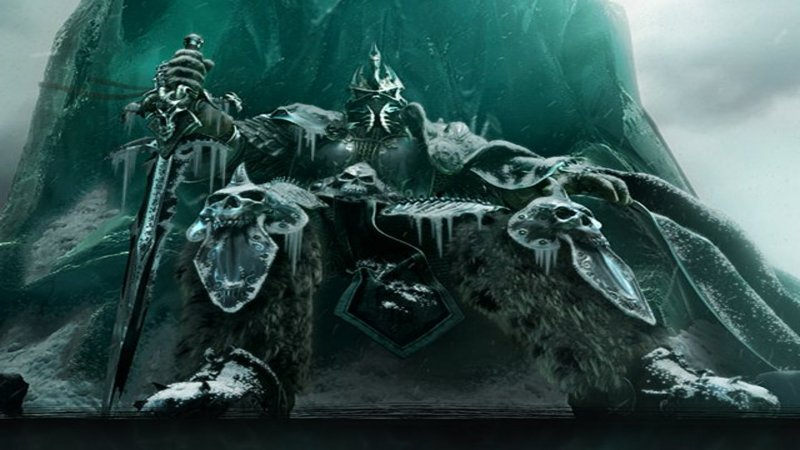 WoW: Wrath of the Lich King Trailer