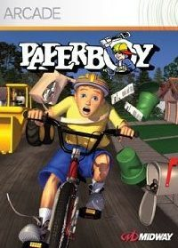 Paperboy - gameplay (XBLA)