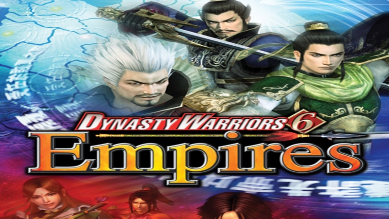 Dynasty Warriors 6: Empires - Trailer