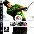 Tiger Woods PGA Tour 09 (PS3) kody