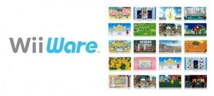WiiWare - Pierwsza rocznica