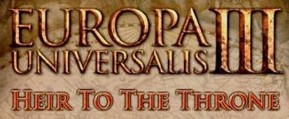 Europa Universalis III: Heir to the Throne - Trailer