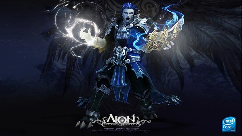 Już milion Graczy bawi się w świecie Aion.