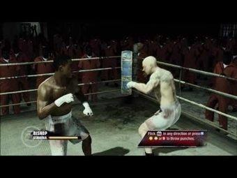 Fight NIght Champion - pojedynek na gołe pięści