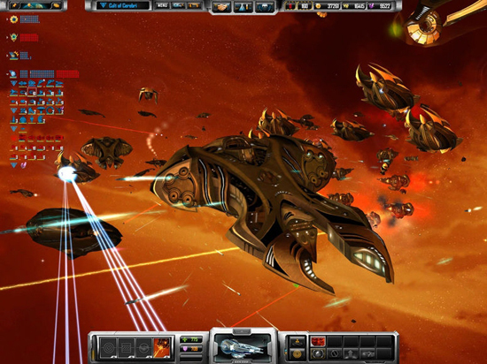 Sins of a Solar Empire – trainer + 10 (dla v 1.18)