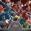 Kody do Marvel: Ultimate Alliance 2 (Xbox 360)