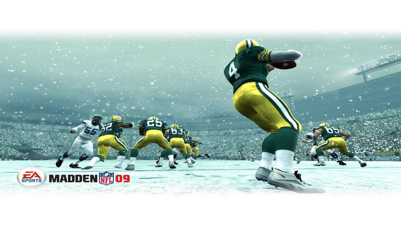 Kody do Madden NFL 09 (PS2)