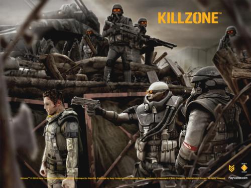 Killzone 2 - gameplay (pierwszy poziom)