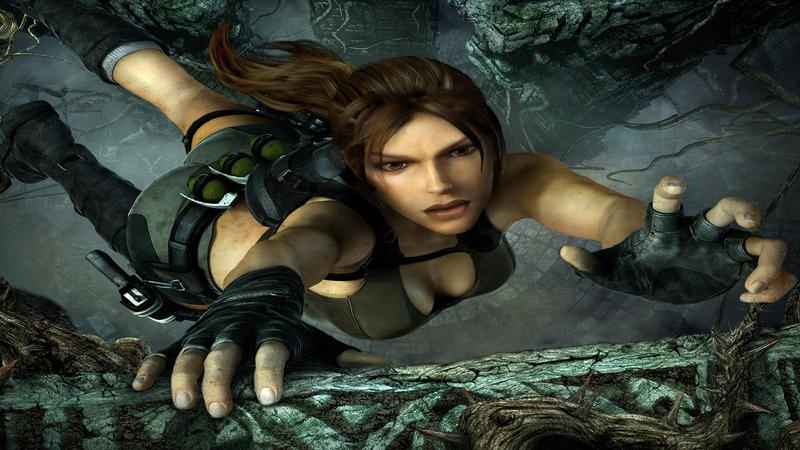 Multi w nowym Tomb Raider?