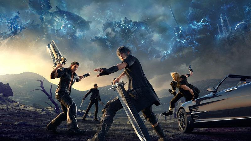 Final Fantasy XV nadal zaskakuje