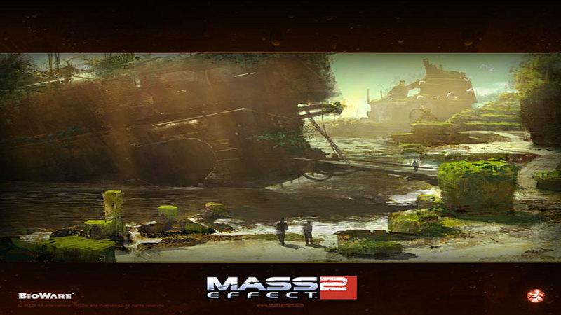 Mass Effect 2 od razu także na PC!
