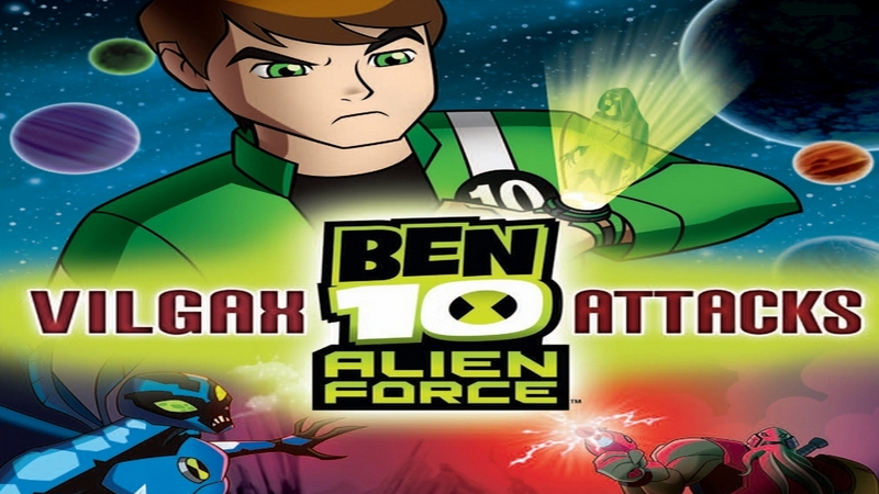 Kody do Ben 10: Alien Force - Vilgax Attacks (Xbox 360)