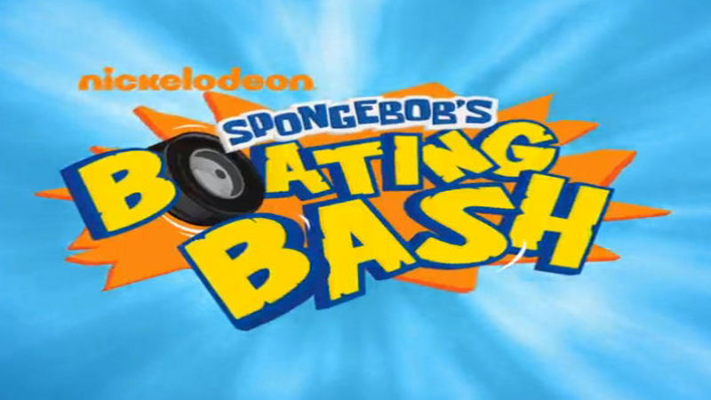 SpongeBob's Boating Bash - Trailer