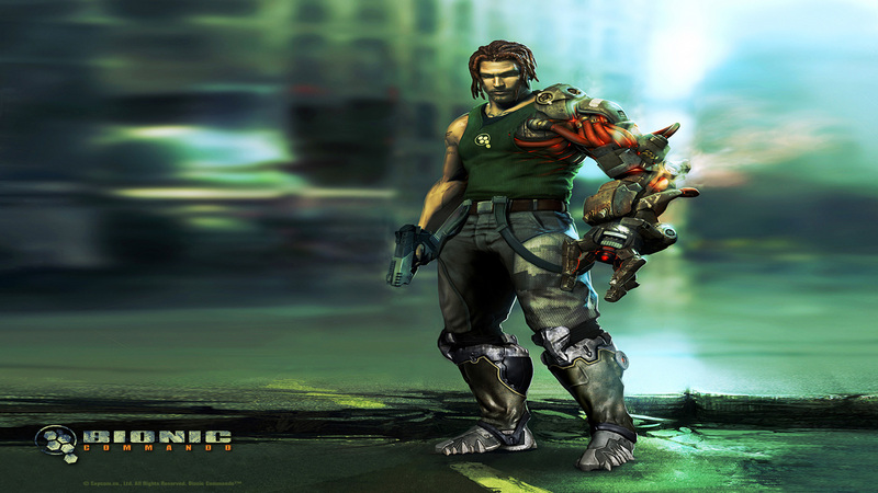 Kody do Bionic Commando (Xbox 360)