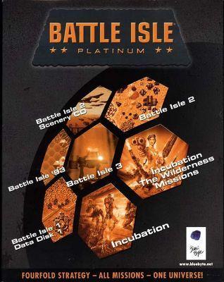 Battle Isle – pełna wersja (DOS)