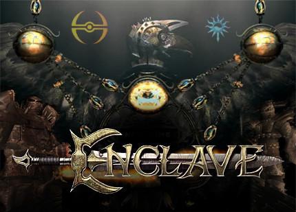 Enclave również na Wii