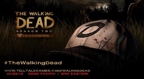 The Walking Dead: Season Two - jutro zapowiedź