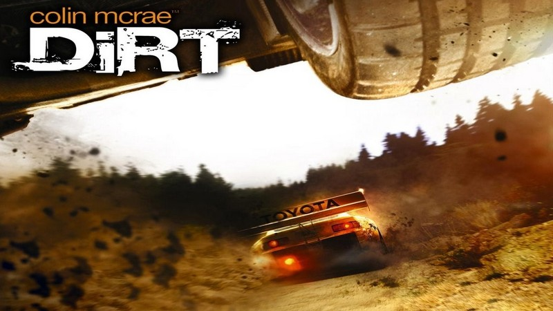 Kody do Colin McRae: DiRT (PC)