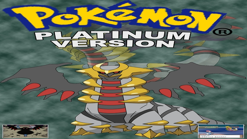 Pokemon Platinum - Zwiastun