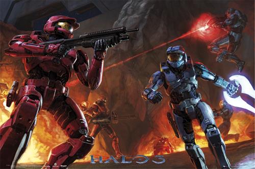Rekordowo krótki dodatek do Halo 3!
