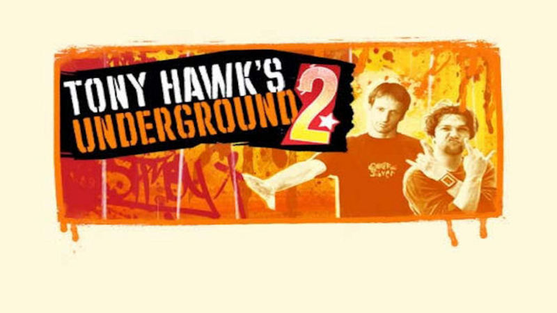 Kody do Tony Hawk's Underground 2 (PS2)