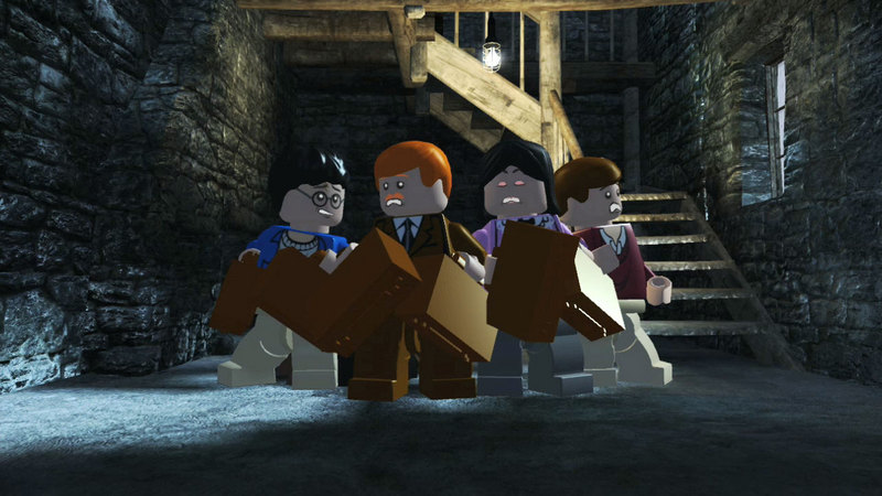 Lego Harry Potter - dziś premiera!