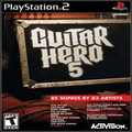 Guitar Hero 5 (PS2) kody