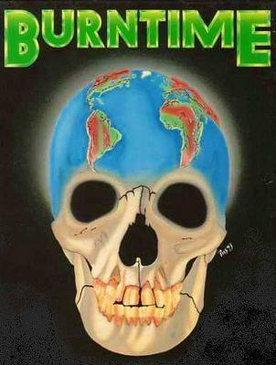 Burntime - muzyka z gry (Amiga)