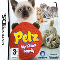 Petz: My Kitten Family (NitendoDS) kody