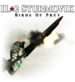 IL-2 Sturmovik: Birds of Prey - Gameplay (z wnętrza samolotu)