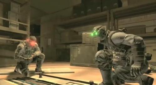 Dodatkowa zawartość dla Splinter Cell: Conviction